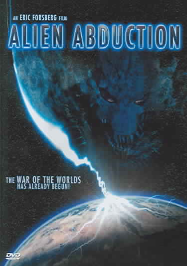 ALIEN ABDUCTION BY ETHERIDGE,MEGAN LEE (DVD)