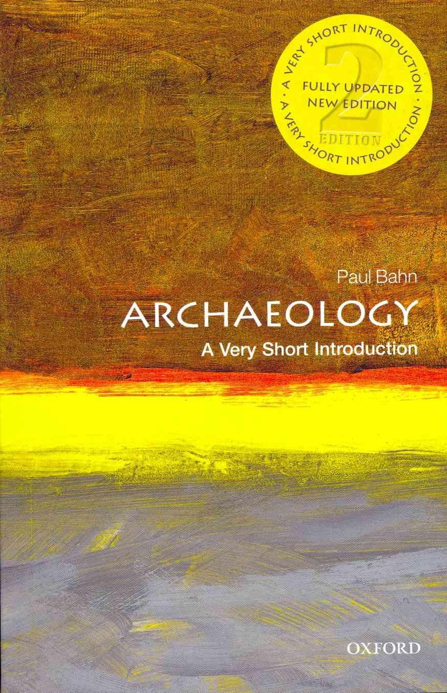 Archaeology By Bahn, Paul