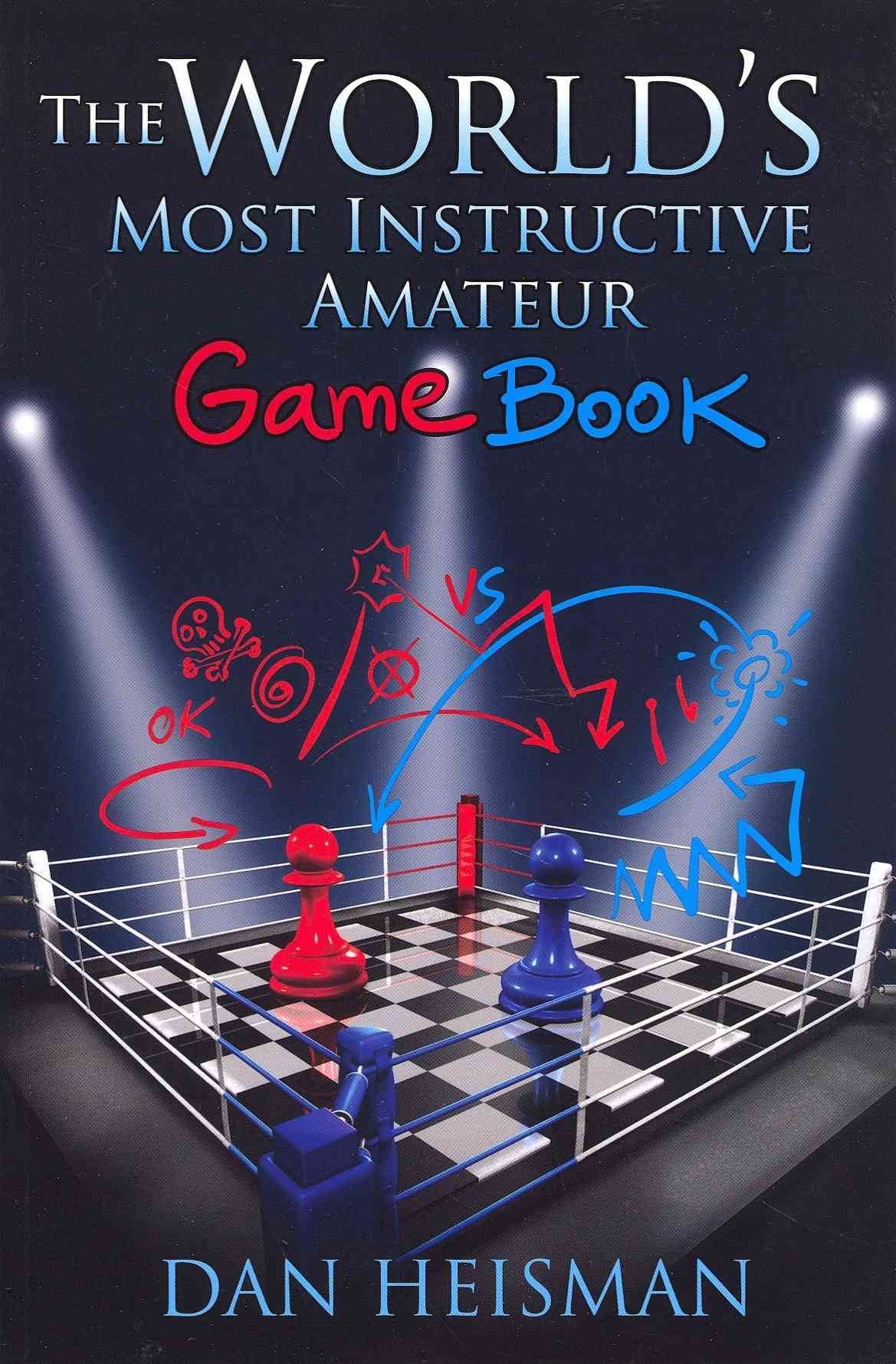 World's Most Instructive Amateur Game Book By Heisman, Dan